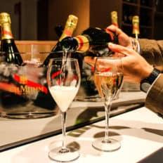 evento champagne, wineshow, mumm