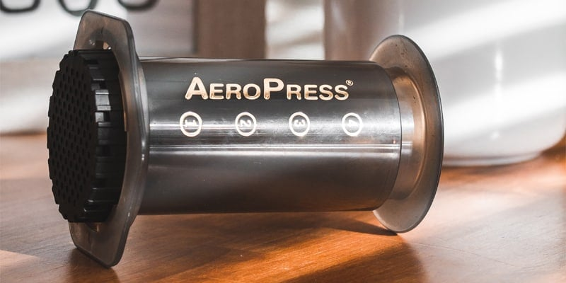 Aeropress adventure