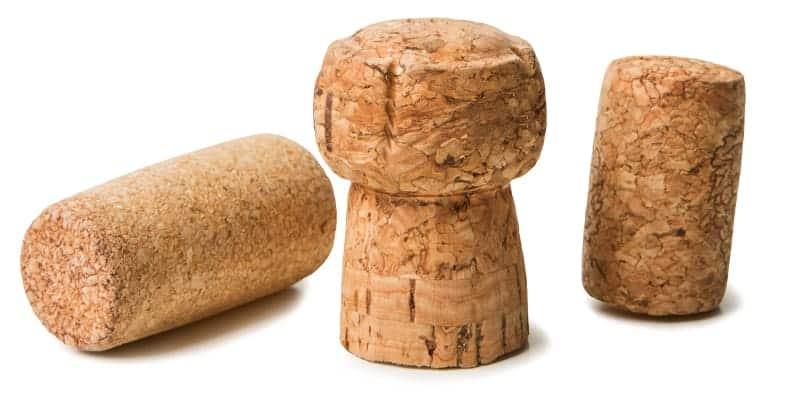tappi da vino sughero