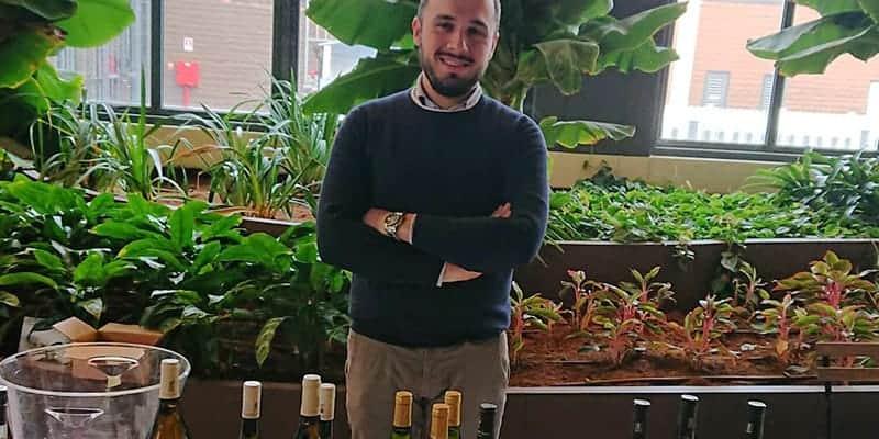 Luca canevaro partecipa al progetto cantine di vinhood