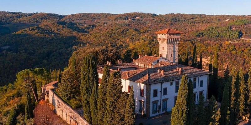 Castello Vicchiomaggio partecipa al progetto cantine di vinhood