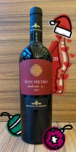Don Pietro rosso dei principi di spadafora vino rosso siciliano